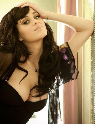 Katy Perry Spicy Pose Photo Shoot