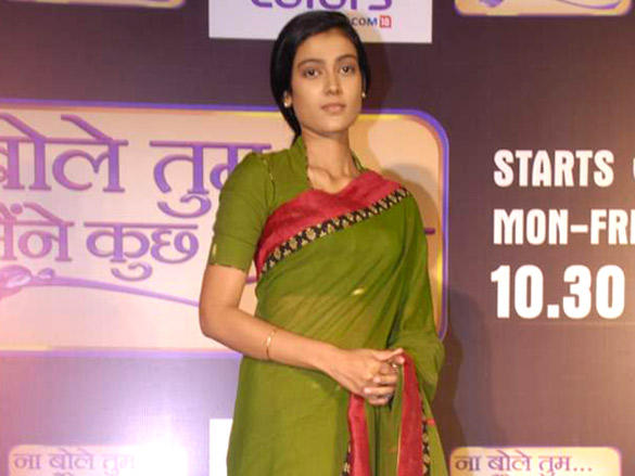 Leading actress of Colors' New Serial