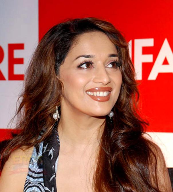 Madhuri Back in Bollywood