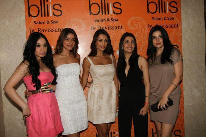 Malaika Arora Khan at the Launch of Blliis By Ravissant