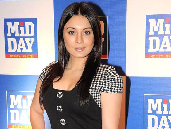 Minissha Lamba at Launch of Mid-Day Mumbai Anthem