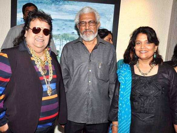 Prakash Bal Joshi and Amisha Mehta's art preview