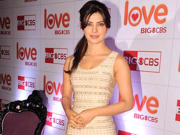 Priyanka Chopra At Big CBS Love's India's Glam Diva Event