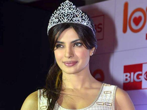 Priyanka Chopra Beauty Still Wearing The Crown