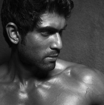 Rana Daggubati Bodybuilding Photoshoot