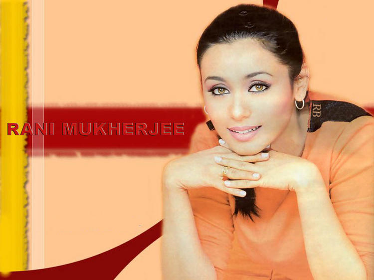 Rani Mukherjee Latest Wallpaper