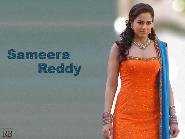 Sameera Reddy Hot Sexy Wallpaper