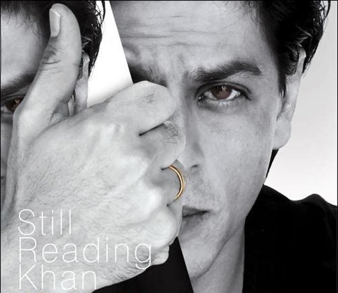 Shahrukh Khan Sexy Face Wallpaper