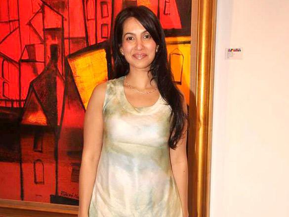 Shraddha Nigam at Paresh Maity's  Art Event
