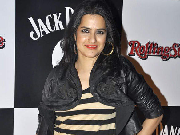 Sona Mohapatra at Jack Daniel Rollingstone Rock Awards in Mehboob