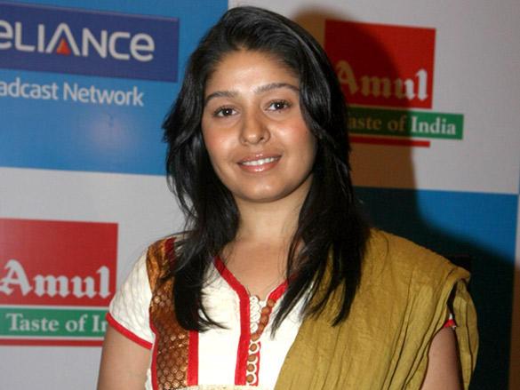 Sunidhi ChauhanSunidhi Chauhan unveils first look of Amul's 'Mero Gaam Katha parey