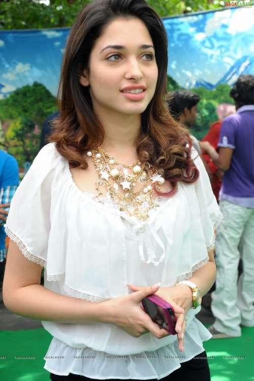 Tamanna Bhatia Sizzling Still On Red Carpet