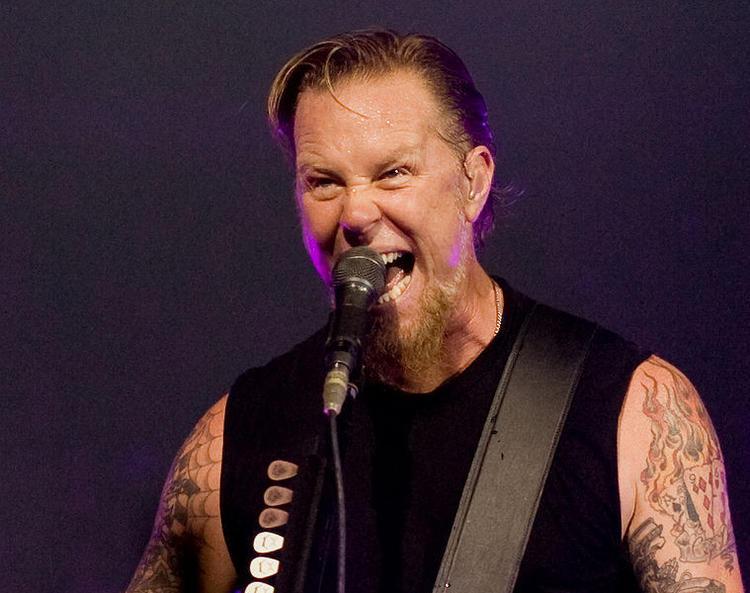 James Hetfield - Lead Vocalist