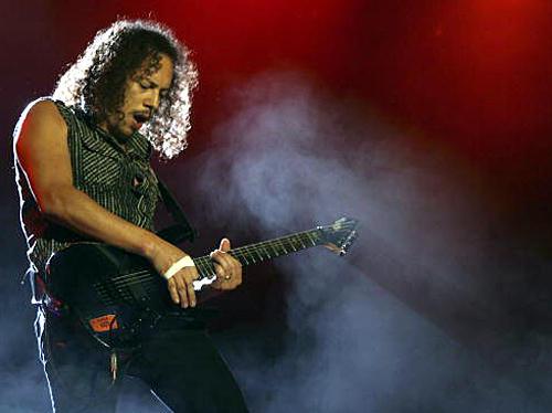 Kirk Hammett - Lead Guitarist