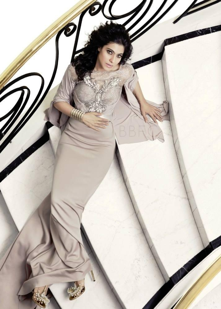 Kajol Devgan Latest Spicy Pic For Filmfare Magazine June 2013