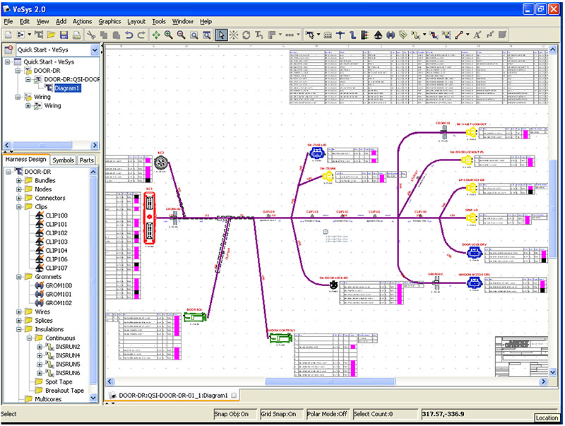 Latest VeSys Harness Mentor Graphics Nice Wallpaper
