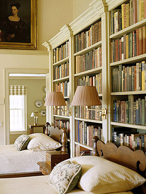 Tall Triple Bookcase