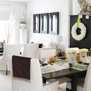living and dining rooms overall