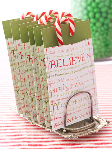 Peppermint Packets