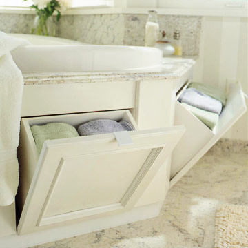 Bath Storage - Claim Wasted Space