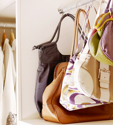 Amanda closet purses
