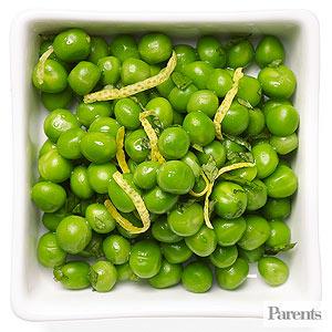 Minty Peas