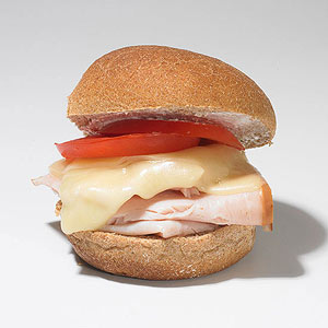 Deli-Style Turkey and Provolone Sliders