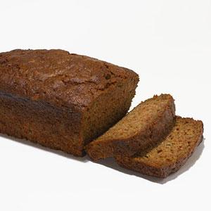 Zucchini-Applesauce Bread