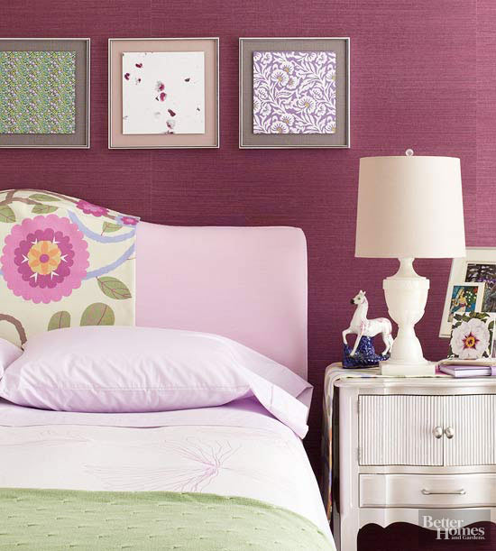Springtime Bedroom Revamp