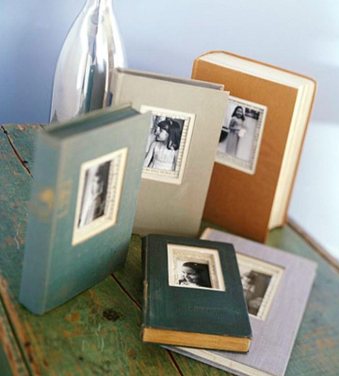 book frames