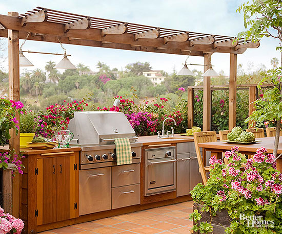 Better Homes And Gardens Deck Ideas