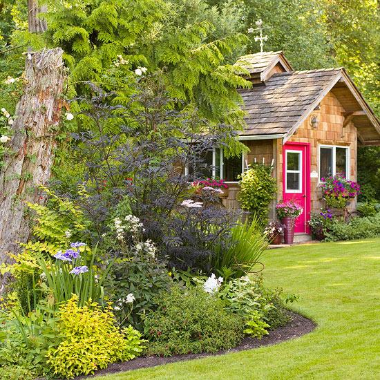 Top non serve essere dei veri architetti per progettare il design del vostro giardino potete - Organizzare il giardino ...