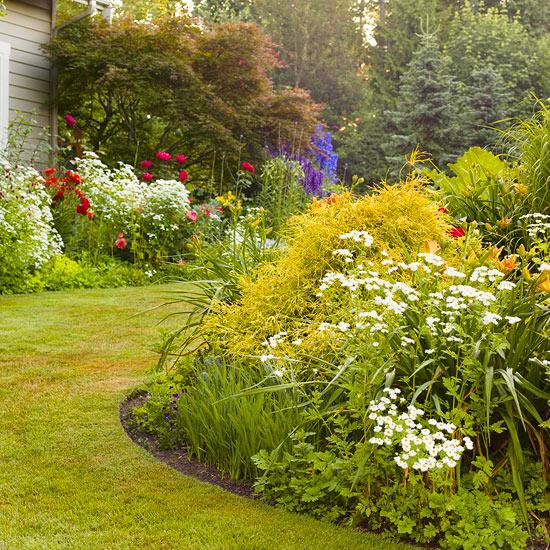 giardino fiorito