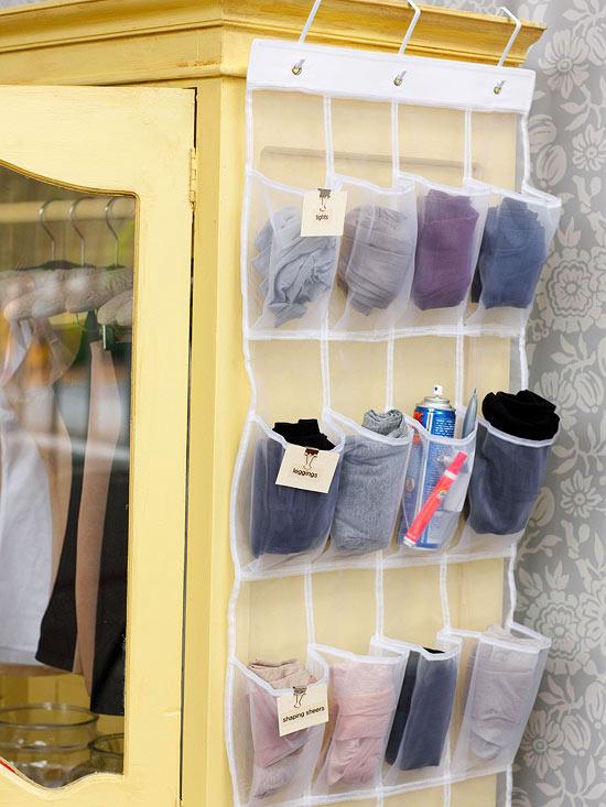 Closet Helpers: Multi-Purpose Shoe Holder