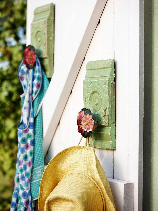 Floral Hang Ups