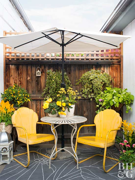 Small Porch Table And Chairs