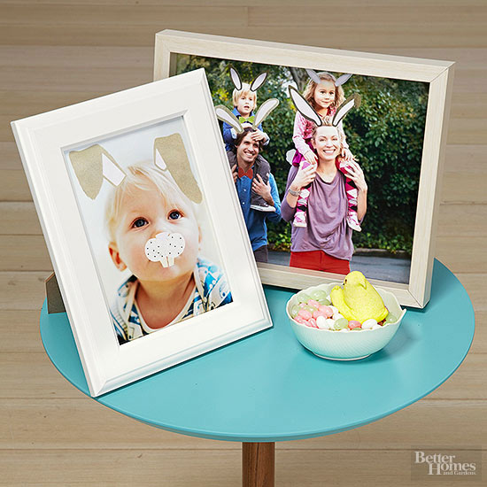 Easter Picture Display