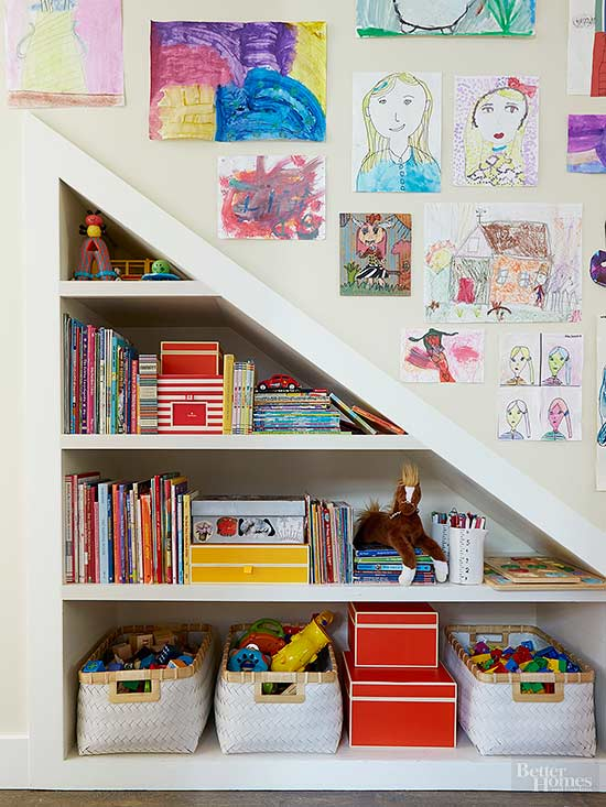 13 Storage Spaces You're Overlooking
