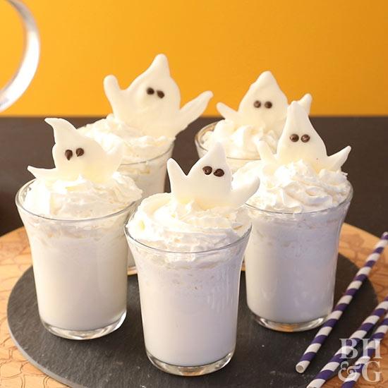 Ghostly Spirits