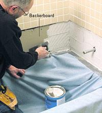 Replacing A Bathtub How To Repair Or Replace A Bath Tub