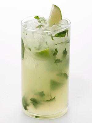 Mojito Makeover Cocktail