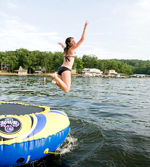 Jump into Ozarks fun
