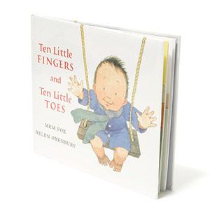 Ten Little Fingers and Ten Little Toes by Mem Fox