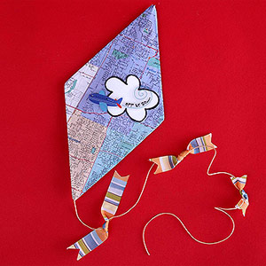 Fun Paper Kite