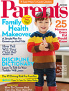 Parents March 2011 cover