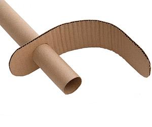 cardboard sword step 3