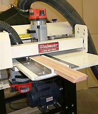 Wood Molding Machine