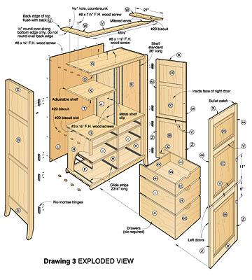 Woodwork Plans For Wood Entertainment Center PDF Plans