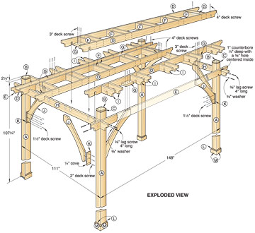 PDF Plans Pergola Building Designs Download double loft bunk bed plans ...