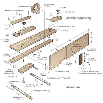 Let's start with the fence assembly